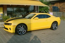 CHEVROLET CAMARO SS Modify by MGR TUNING