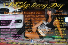 1° Pit Stop Tuning Day - Besana Brianza (MB)