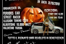 1° Halloween With Friends - Fisciano (SA)