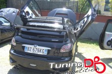 6° TAPPA UFFICIALE TUNING DB COMPETITION - Ponte d'Arbia (SI)