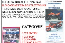 One Tuning Show Piacenza - Piacenza (PC)