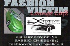 Fashion Victim Lounge Cafè Tuning - Sabbio Chiese (BS)