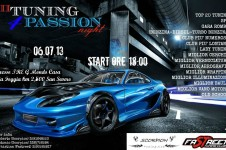2° TUNING 4 PASSION NIGHT - San Severo (FG)