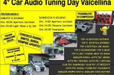 4° car Audio Tuning Day Valcellina - Claut (PN)